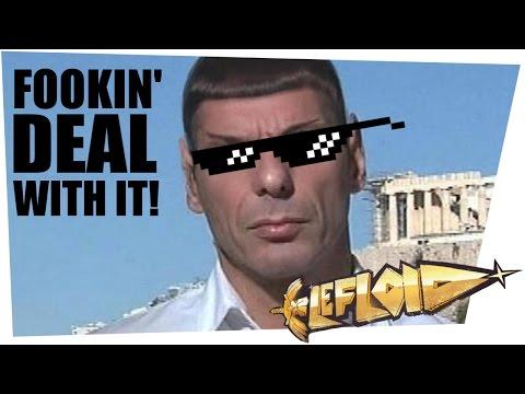 Ein epischer Fake!!! - Blockupy wird zum Kriegsgebiet!