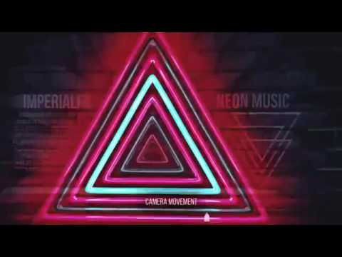 Music Gratis after effects template Neon Music Visualizer Audio React free download