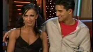 Mario Lopez & Karina Smirnoff (I Miss You)