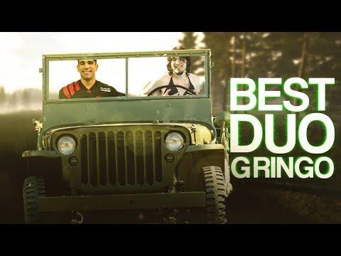 INGLÊS FINO DO FINO - Episódio 2 - BEST DUO GRINGO ft DrButt