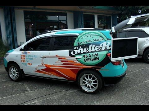Entrepreneurial News : Bisnis Karaoke Keliling, Radio Shelter 95.3 FM Cirebon