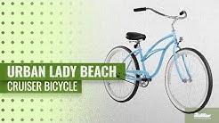 "Firmstrong Urban Lady Beach Cruiser Bicycle: Firmstrong Urban Lady Single Speed - Women's 26"" Beach"