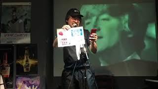 MCカーク カクテル紹介 181012 DJ-J クラブSwing-BY 27.0 リンゴ・スタ...