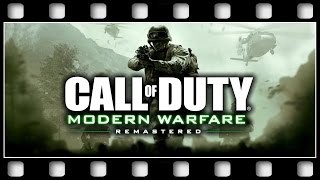 """Call of Duty: Modern Warfare Remastered """"THE MOVIE"""" [GERMAN/PC/1080p/60FPS]"""