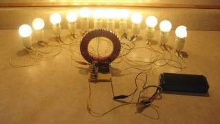 Super Joule Ringer!  Lights my workshop 24/7.