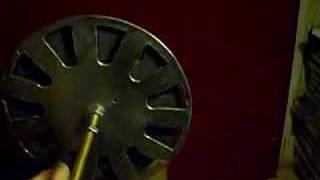 Moteur magnétique à obturateur 7