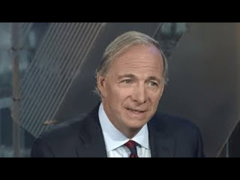 Ray Dalio 19 Sept 2017 Promoting meritocracy, bitcoin, markets and his career