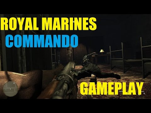 The Royal Marines Commando Gameplay [PC HD]