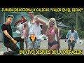 ►JUANDA REACCIONA A Jamsha & Barbie Rican - Calicho (video oficial)