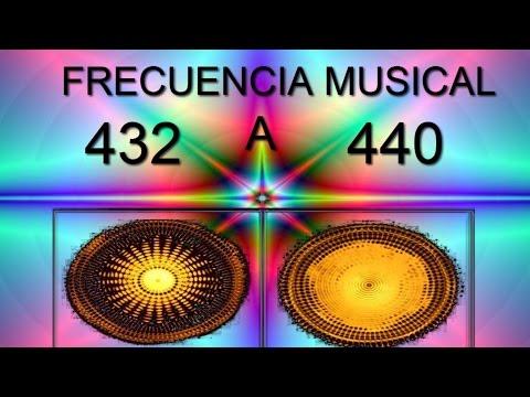 ¿POR QUÉ LA FRECUENCIA MUSICAL 432 PASÓ A 440? (Todo es vibración)