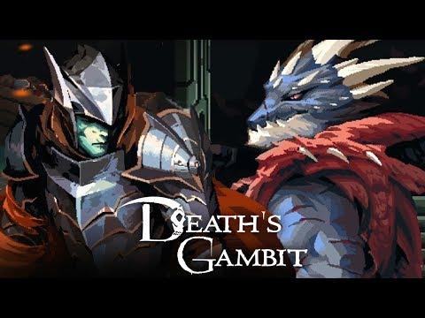 ЕЩЁ ОДИН ДАРК СОУЛС В ДВАДЭ ► Death's Gambit