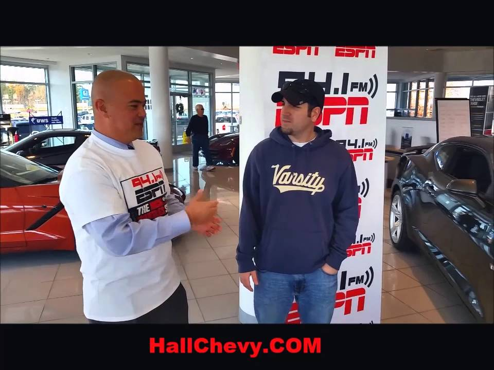 Hall Chevy Interview With Nick Cattles Youtube