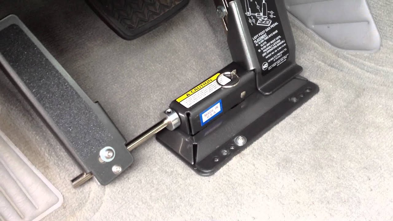 Toyota Of New Orleans >> Toyota Camry Left foot accelerator pedal Automotive ...