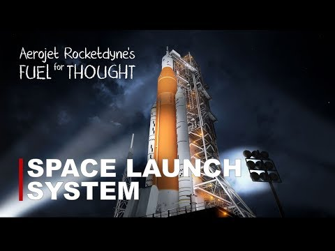 Fuel for Thought S1 E6: Space Launch System