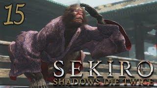 PRZEDZIWNY BOSS! [#15] Sekiro: Shadows Die Twice