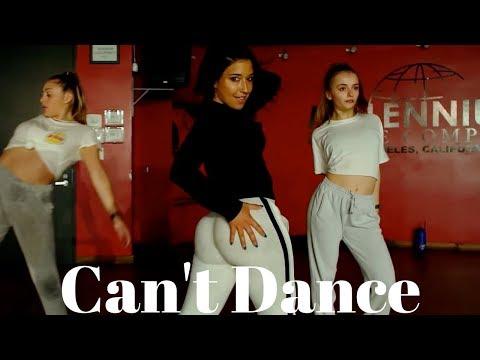 Can't Dance - Meghan Trainor Dance Video | Dana Alexa Choreography