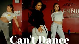 Can't Dance - Meghan Trainor Dance Video | Dana Alexa Choreography