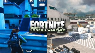 Terminal Modern Warfare 2 Map Remake | Fortnite Map CODE