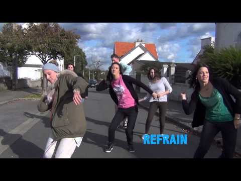 Chorégraphie Flash Mob Lanester 2012