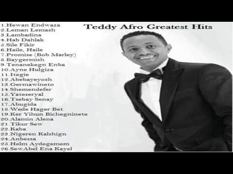Best of Teddy Afro Collection thumbnail