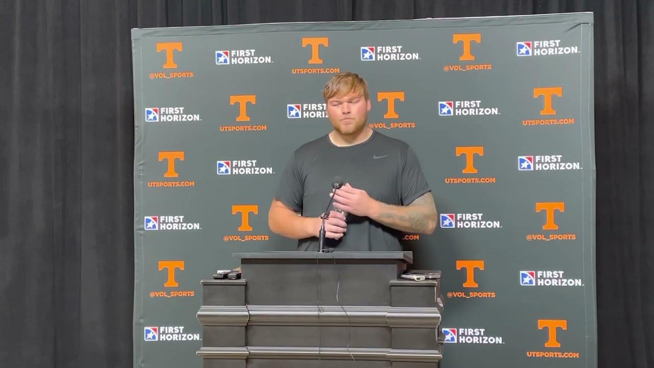 Tennessee Football: Heupel talks Hendon Hooker, Cade Mays injuries