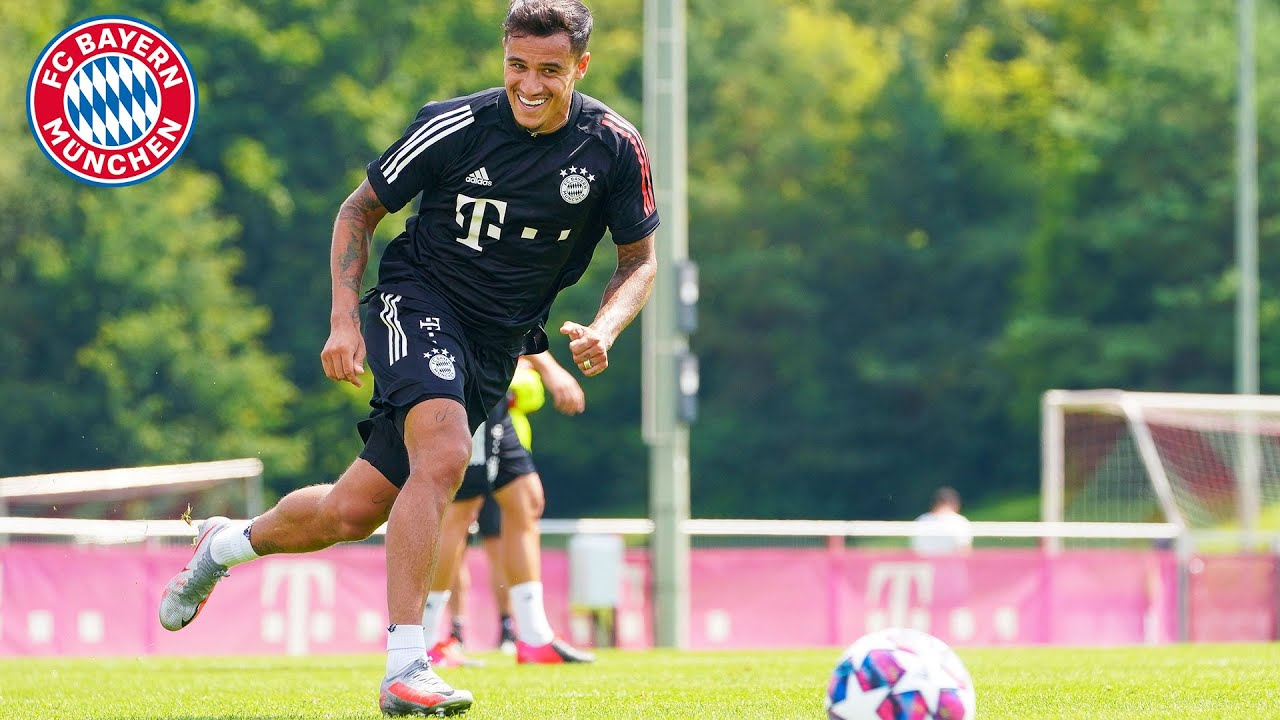Champions League Vorbereitung aus Portugal | FC Bayern Training im Re-Live