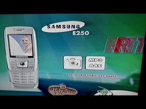 Old Vodacom commercial Samsung E250