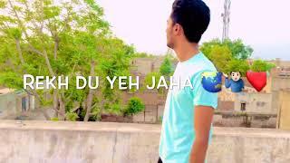 Jannat- main tere kadmo me rekh du yeh jaahan ❤️👱🏻♀️ Whatsap's status act by Vinaychandeliya