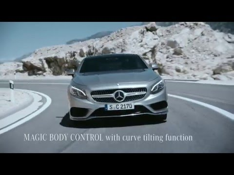 S-Class Coupe Design & Features: Highlights Film - Mercedes-Benz Singapore