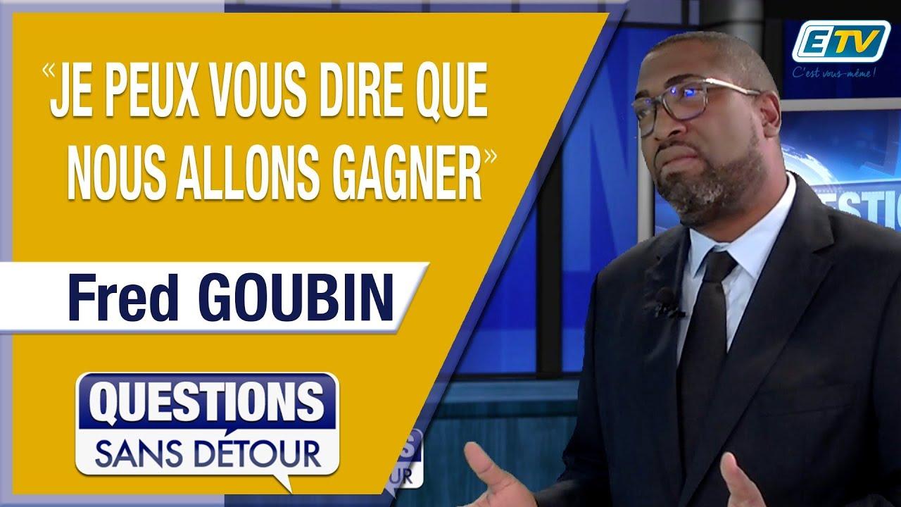 Question Sans Détour avec Fred GOUBIN