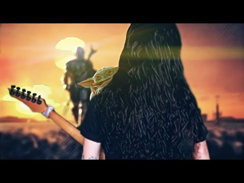 The Mandalorian Meets Metal