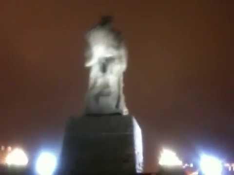Shennong Statue (Zhuzhou, Hunan Province, China)