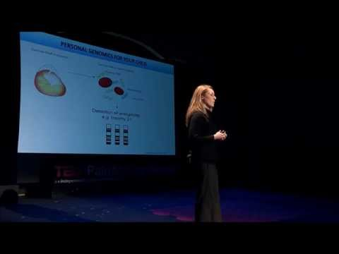 The Future of Personal Genomics: Emily Freund at TEDxPaloAltoHighSchool