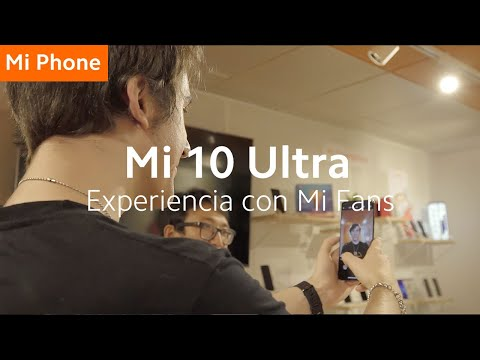 Three Mi Fans have been able to try the Xiaomi Mi 10 Ultra, this has been the experience