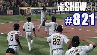 MOST AMAZING COMEBACK EVER! | MLB The Show 20 | Road to the Show #821