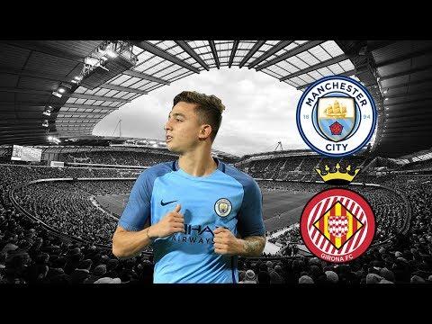 ✭ PABLO MAFFEO ✭ Next Dani Alves? - Manchester City - Amazing Defensive Skills & Tackles - 2017 (HD)