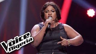 "Nwando Okoli sings ""Don't Take It Personal"" / Blind Auditions / The Voice Nigeria Season 2"