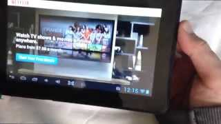 "Digital2 Pad Deluxe 7"" 4GB Android 4.1 Tablet REVIEW"