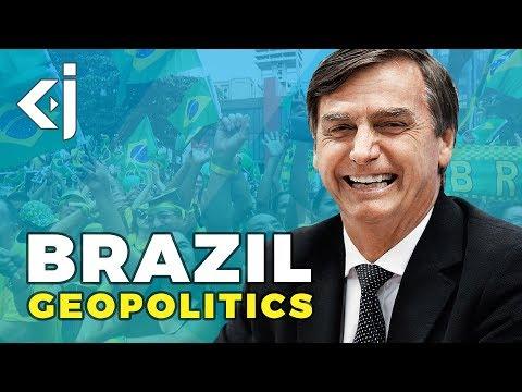Will Brazil Become A SUPERPOWER? - KJ Vids
