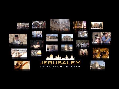 Christian Virtual Tours (Pilgrimage) to Jerusalem - Follow Jesus in Jerusalem