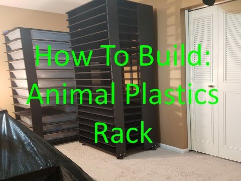 Episode 14 How To Build An Animal Plastics Rack Youtube Free delivery and returns on ebay plus items for plus members. episode 14 how to build an animal plastics rack