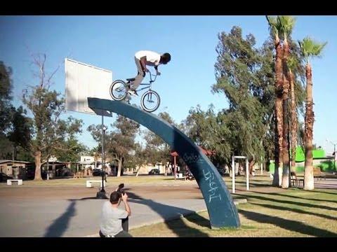 Fit Bikes Mexico To Arizona Bmx Street Video ️ Youtube