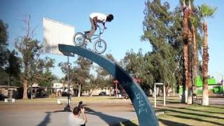 FIT BIKES: MEXICO TO ARIZONA - BMX STREET VIDEO✔️