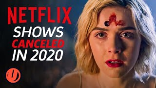 13 TV Shows Netflix Has Canceled In 2020
