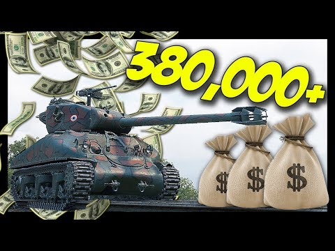 ► Boosters FTW, The Most Credits!? - World of Tanks M4A1 Revalorise Epic Gameplay
