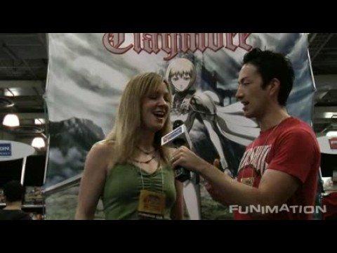 Todd Haberkorn interviews Claymore Cast Member Ste...
