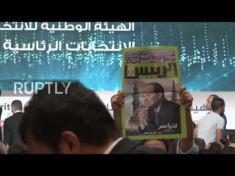 Egypt: Sisi storms to re-election with 97 percent of vote