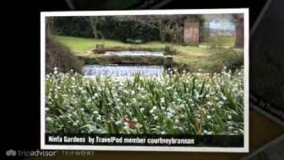 """ninja Gardens"" Courtneybrannan's Photos Around Ninfa, Italy (ninfa Gardens Rome Italy)"