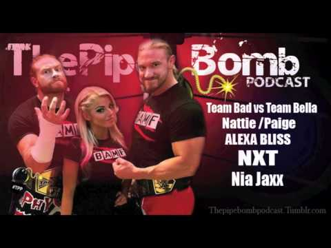 The PipeBomb Podcast #50: NXT, Nia Jax,...