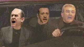 Erdoğan BaykaL Bahçeli Kanky üçLüLer